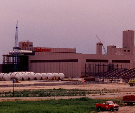 Budweiser Brewery Addition ,1988 Fort Collins, CO