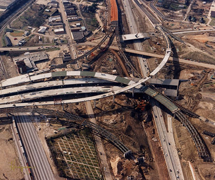 I20 - I49 Interchange ,1992 Shreveport, LA