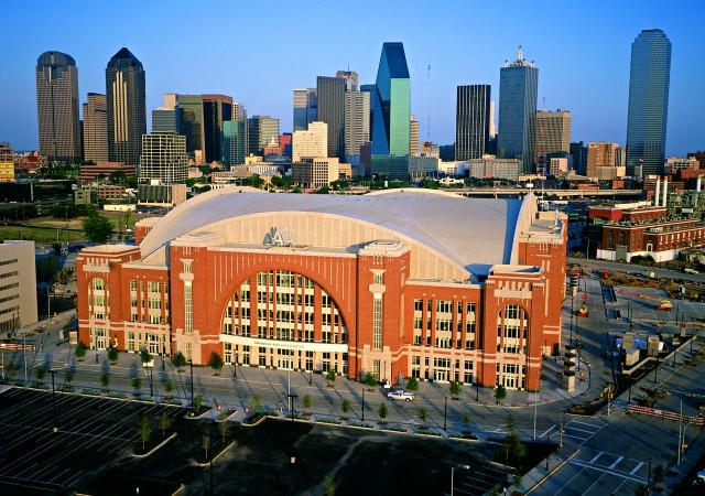 23 Fevrier 2017 - American Airlines Center, Dallas, TX, USA  Arena01-716x450-640x450
