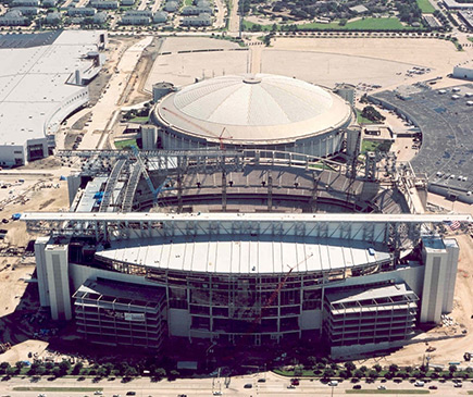 Reliant Stadium ,2002 Houston, TX