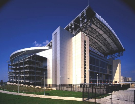 Dallas Cowboys Stadium, Arlington