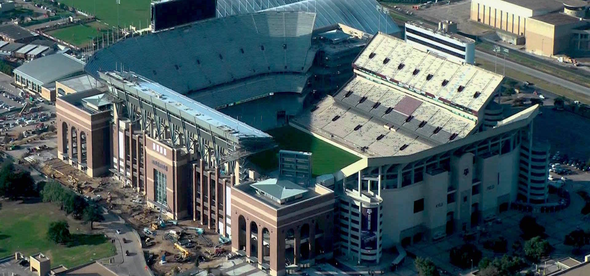 Kyle Field Renovation, Home of the Aggies